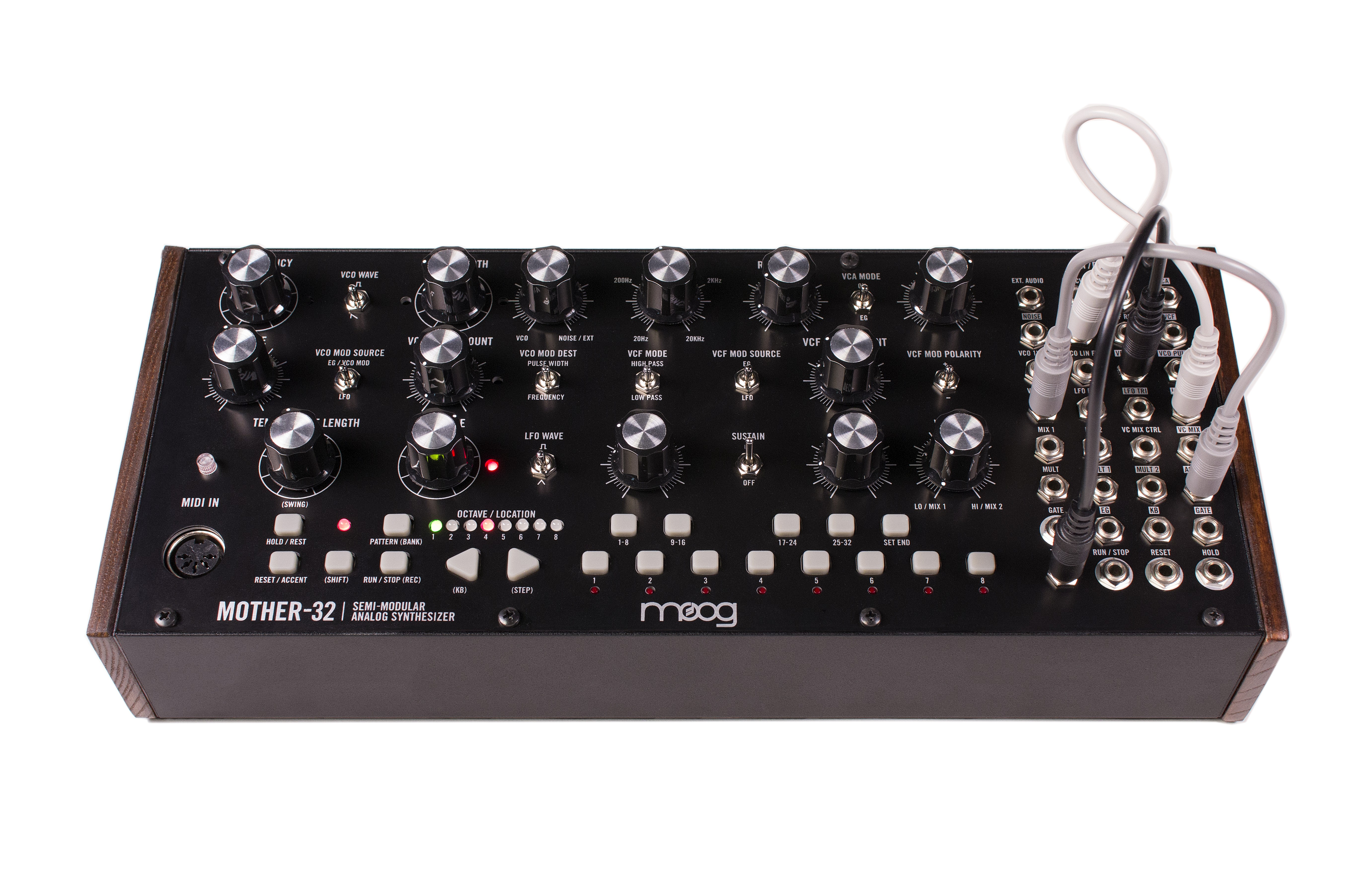 Moog Mother 32 Semi-Modular Synthesizer