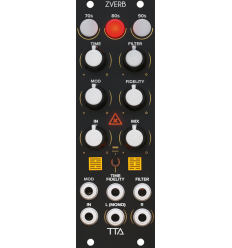 TipTop Audio  ZVERB - Black