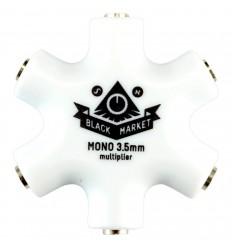 Black Market Modular Monomult Hvid