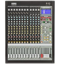 KORG MW-1608 Hybrid Analog/Digital Mixer