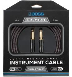 BOSS Premium Instrument Cable 5.4m
